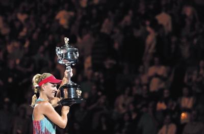 科贝尔捍卫格拉芙荣誉 澳网赢女金刚终夺冠