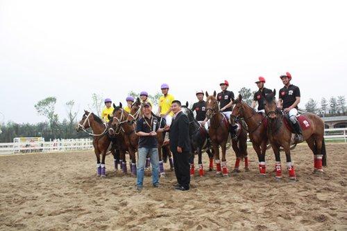 中国马篮球队获邀出席国际马联挑战赛
