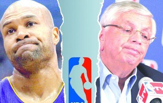 历史上的今天:巴里重返勇士 NBA两度陷入停摆