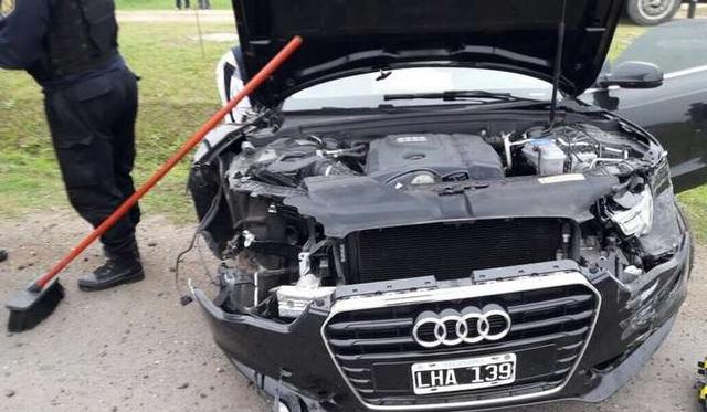 博狗备用网址梅西胞兄阿根廷出车祸 驾驶奥迪撞上奔驰大卡