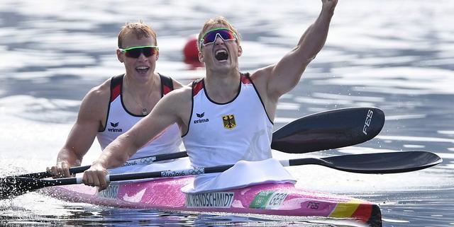 [摘要]在里约奥运上,皮划艇仍然将是德国的武术项目.拳头竞技方式图片
