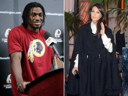 卡戴珊看上22岁NFL新秀 球迷警告别打歪主意