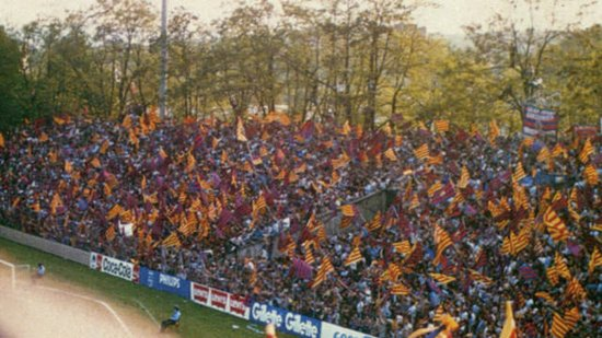 巴塞罗那足球俱乐部1978-1988年间的相关历史