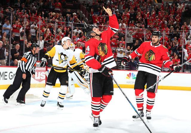 企鹅两连败净吞15球 卫冕冠军为何被黑鹰屠杀