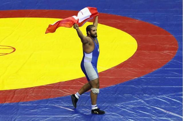 前奥运摔跤手布拉尔签约UFC 首秀对阵恩里克