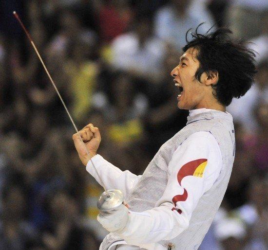 雷声:力争实现个人突破 奥运夺金无绝对实力