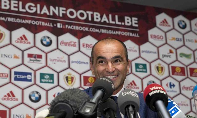 比利时新帅放卫星:我来率领你们夺得世界冠军