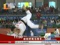 视频:赛场花絮 柔道赛场选手被当推车