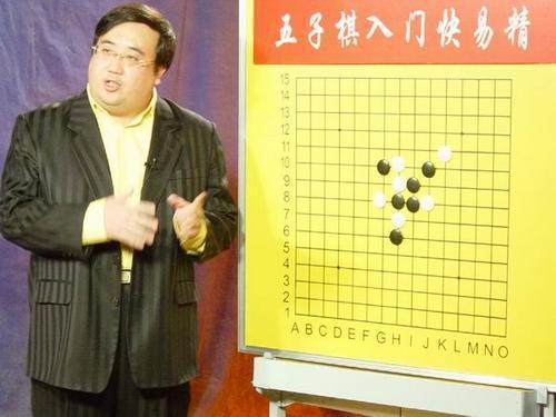 那威任国际连珠联盟名誉主席 被誉五子棋之父