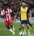 西甲-马竞客场1-0阿尔梅里亚 米兰达头球建功