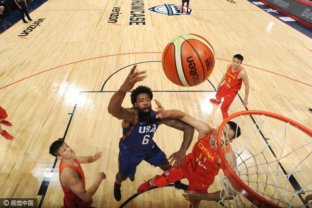 美国男篮遭遇4分钟得分荒 他们并非没有短板