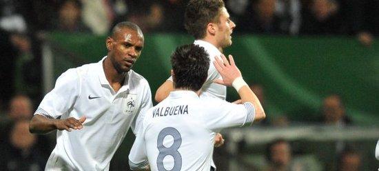 法国队公布热身赛球员名单 生命斗士归队