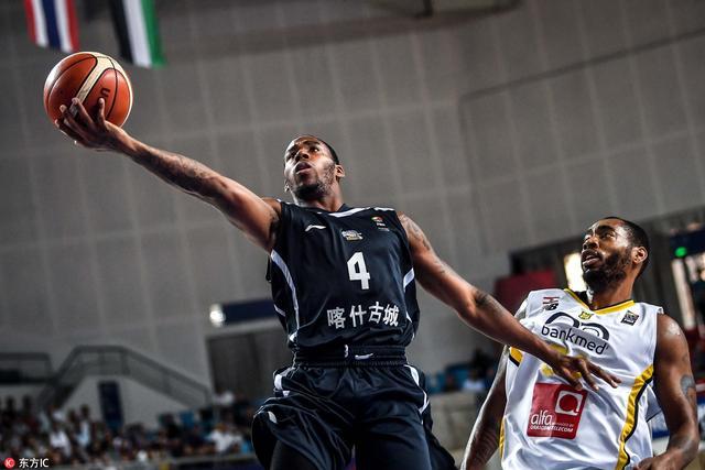 篮球亚冠-新疆不敌西亚豪门获亚军 亚当斯MVP