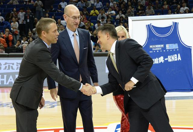 一起哈啤 一起NBA