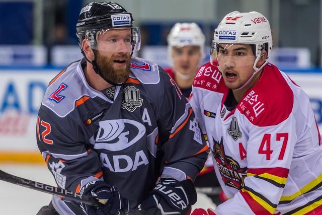 KHL-昆仑鸿星2:0拉达获四连胜 荣登东部榜首