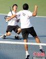 中国台北男子网球夺冠