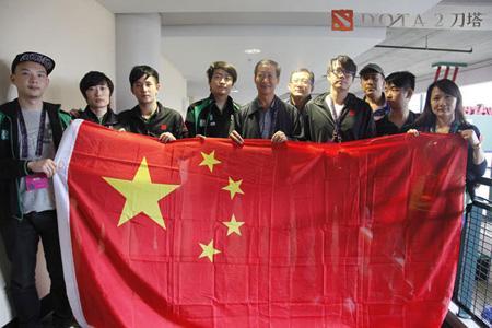 【深度】中国电竞 飞速发展的新运动