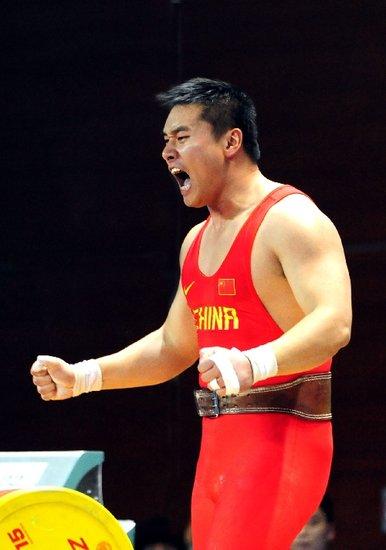 举重105公斤张志成无缘奖牌  俄罗斯选手问鼎