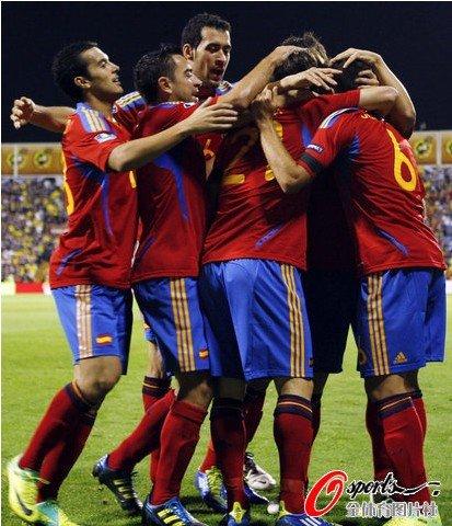 预选赛之路=纪录之路 这是史上最好的西班牙