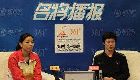 实录:杨维做客名将播报 点评林丹夺金可能大
