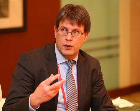 国际乒联主席维克特:中国推广乒乓球意义大