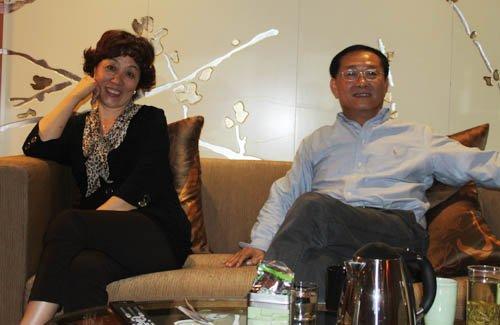 刘翔父母已经到广州为儿子助威