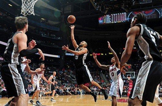 众望所归 匹克球星帕克正式入选NBA全明星