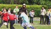 上海推行校园足球五年计划