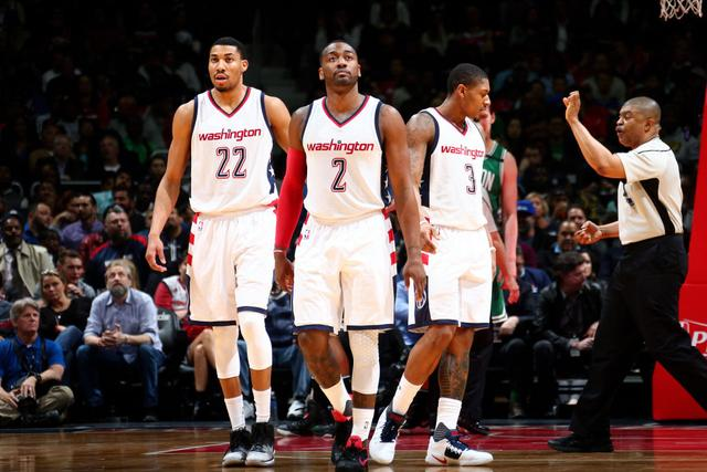 NBA官网30天30队:双枪变三枪奇才欲冲东部冠军