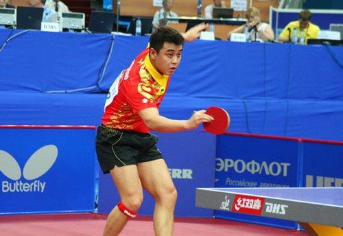 世乒赛中国男团3-0横扫波兰 轻取两连胜过关