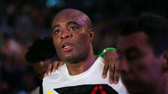 UFC传奇赛前药检违规被禁 席尔瓦无缘上海赛