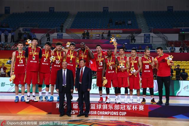 篮球亚冠10大看点:新疆能否创纪录 谁夺MVP