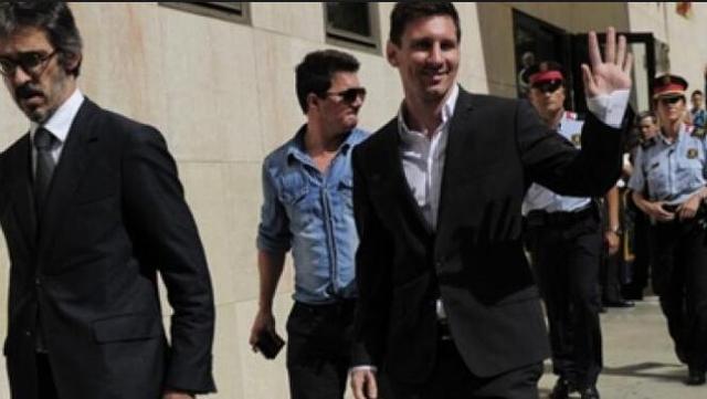 不服!梅西家族发声明 将上诉西班牙最高法院