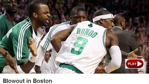 NBA官网:绿军取井喷胜利 魔术创奇迹成奢望