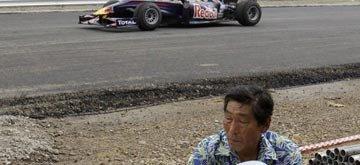 2010TOP10事件:红牛双冠王 让车门惹争议
