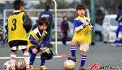 日本青训可作校园足球模板