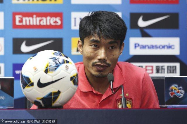 郑智 荣幸入亚洲足球先生提名 赛前不存杂念