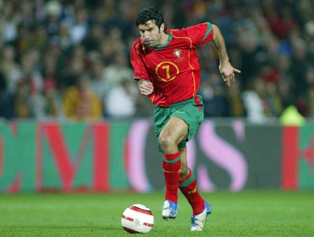 菲戈难忘04年欧洲杯丢冠:总是比希腊差一点