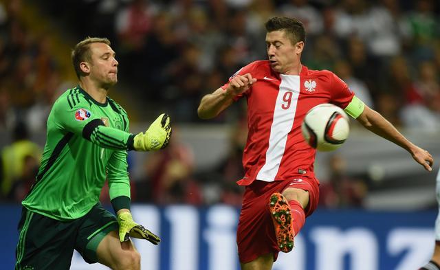 德国VS波兰前瞻:门神伤缺 莱万对决诺伊尔