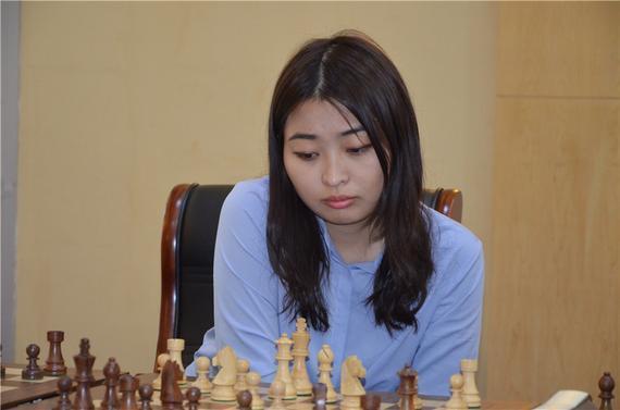 国象女子世锦赛居文君胜诸宸 中国队3胜2和1负