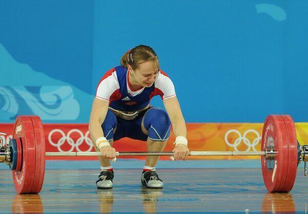 俄举重两将复检呈阳性 08奥运银铜牌将被追回