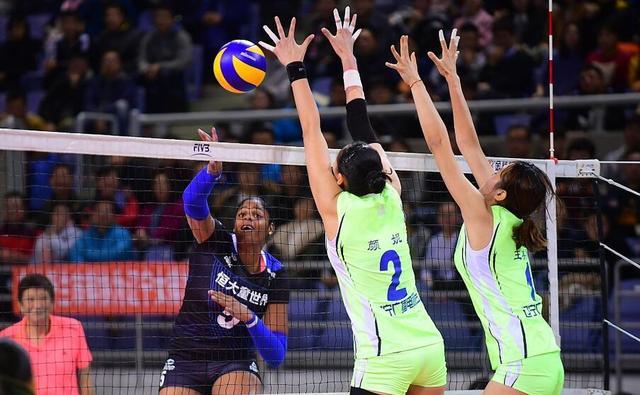 追赶足球篮球联赛!中国排球联赛变化不止更名