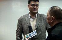 独家专访姚明:我当不了篮协领导 NBA就是娱乐