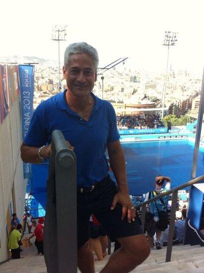 专访洛加尼斯:遗憾中国跳水秀发生溺亡意外