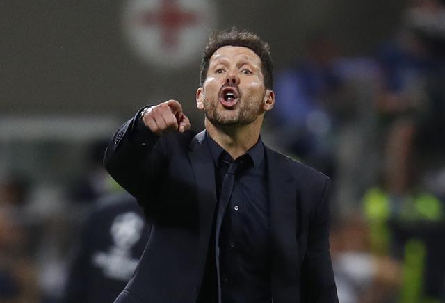 西蒙尼:两次输欧冠决赛=失败 没人记得第二