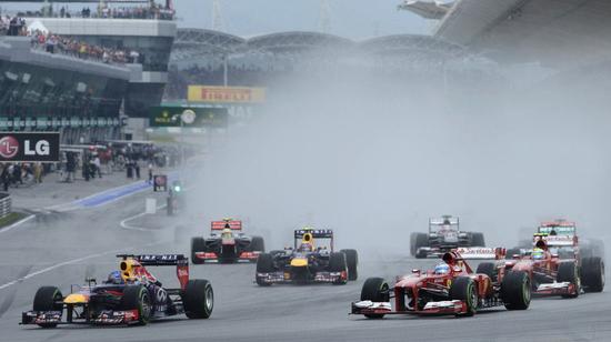 腾讯特评:F1转向地方台 更有利于投放精准化