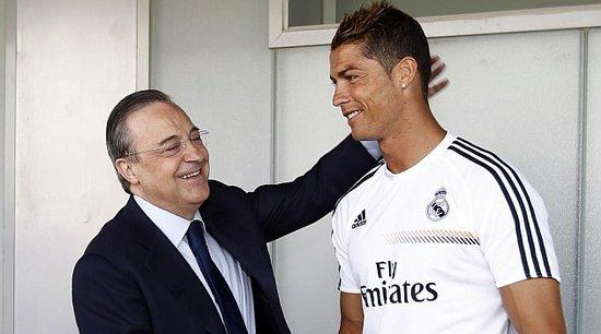 弗洛伦蒂诺:C罗将在皇马退役 不买巴黎球员