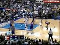 视频:湖人vs小牛 科比踮脚后窜晃马里昂跳投