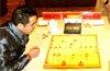 中国象棋的棋盘棋子