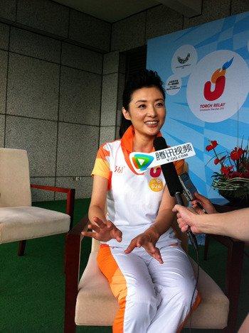 周涛:大运会交友比金牌重要 想起京奥往事